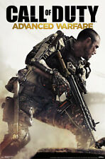 2014 ACTIVISION CALL OF DUTY ADVANCED WARFARE POSTER 22X34 NEW FREE SHIPPING