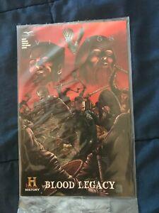 Vikings: Blood Legacy (Zenescope) History Channel Promo