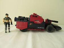 GI Joe Vintage 1986 Series 5 Dreadnok Thunder Machine with Driver Thrasher