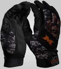 NEW 1 Pair Miken Digital Camo MIKPRO-DIGI Adult Batting Gloves Medium