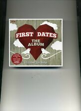 FIRST DATES - THE ALBUM - TOM JONES ETTA JAMES DIANA ROSS U2 - 3 CDS - NEW!!