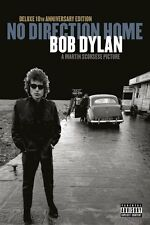 BOB DYLAN NO DIRECTION HOME DELUXE 10th ANNIVERSARY 2 DVD (November 11th 2016)