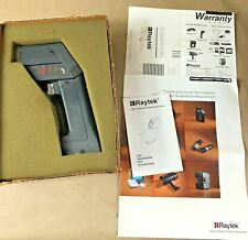 Raytek Raynger St2l Infrared Thermometer Touchless With Box And Operating Manual