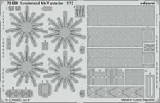 Eduard PE 72688 1/72 Short Sunderland Mk.V exterior details Special Hobby