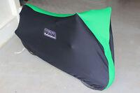 TYGA  indoor bike cover / dust cover black green zx