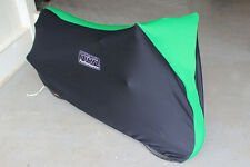 Cubierta de bicicleta TYGA Interior/Cubierta de Polvo Negro Verde Zx