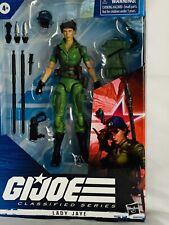 G.I. Joe Classified Series Lady Jaye Hasbro 6 inch Action Figure - F0965