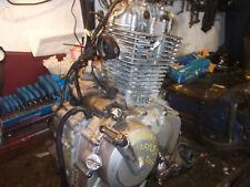 SUZUKI GX125 (SJ) 2003.  ENGINE