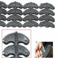 40PCS/20 Pairs Rubber Heel Savers Toe Plates Taps DIY Shoe Repair Pads