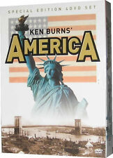 Ken Burns AMERICA Special Edition by 4 DVD - NEW SEALED