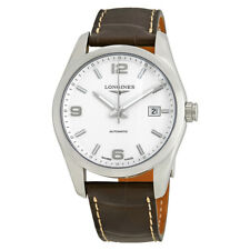 Longines Conquest Classic Automatic Mens Watch L2.785.4.76.3
