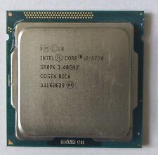 Intel Core i7-3770 - 3.4GHz Quad-Core LGA 1155 Socket