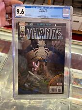 Thanos #13 CGC 9.6 1st App Cosmic Ghost Rider Donny Cates Marvel 2018 1st Print