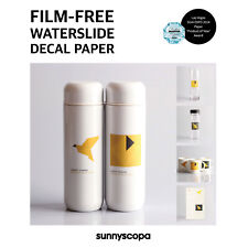 Sunnyscopa Film-free Waterslide Decal Paper