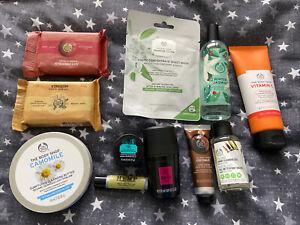 Job Lot Body Shop Products - Mixed Bundle