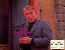 HANS CHRISTIAN BLECH LA CHAIR DE L'ORCHIDEE 1975 VINTAGE LOBBY CARD #9