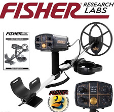 "Fisher CZ-21 Metal Detector with 10.5"" Concentric Search Coil"