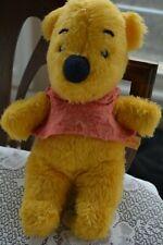 Vintage Sears Gund Walt Disney Winnie the Pooh Plush Lovey Stuffed Animal Bear