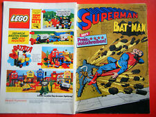 """1 Heft aussuchen: Ehapa,"""" Superman"""": 1975:21,24,26 (1-2)"""