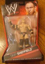Skip Sheffield (aka Ryback) WWE Mattel Basic Series 11 action figure Nexus NIB