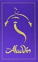 The Road to Broadway and Beyond Disney Aladdin: A Whole New World Lassell, Micha
