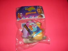 Mcdonalds Space Jam Plush Toy NERDLUCKS - 1996 Original Packaging sealed