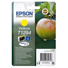 T1294 manzana Epson cartucho de tinta amarillo