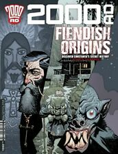 2000AD Prog #2201 Septembre 2020 GB Revue Rebellion