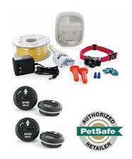 PetSafe PIG00-13661 Underground Dog Electric Pet Fence System FREE Batteries