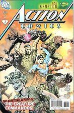 Action Comics #872 (NM)`09 Johns/ Woods