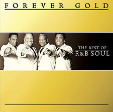 Various Artists : Forever Gold: Best of R&B Soul CD