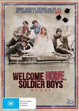 Welcome Home Soldier Boys DVD [New/Sealed]