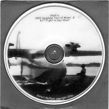 Chalks Grumman Miami Key West  Seaplane Tour DVD & More
