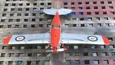 Meccano Aero Constructor. Low Wing Mono Plane. Silver/ Red.
