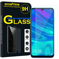 "Lot/ Pack Film Verre Trempe Protecteur Écran Huawei P Smart (2019) 6.21"" POT-LX3"