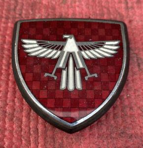 OEM Toyota 85-89 MR2 AW11 Front Hood Eagle Emblem Red Badge MK1 Genuine Part