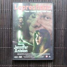 LEPRECHAUN - YOUR LUCK JUST RAN OUT  - DVD
