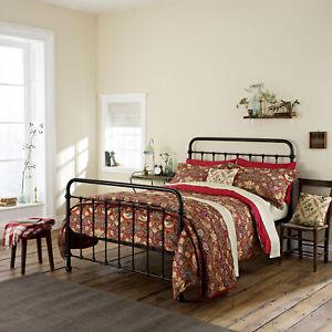 Morris & Co Strawberry Thief Duvet Cover Homeware Bedding - All Sizes