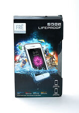 LifeProof FRE Water Dust Proof Case for iPhone 6 Plus iPhone 6s Plus White/Gray