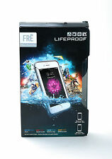 LifeProof FRE Water Dust Proof Case iPhone 6 Plus iPhone 6s Plus White/Gray Used