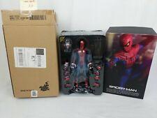 Hot Toys  Movie Masterpiece Amazing Spider-Man 1/6 Scale Figure Spiderman mms179