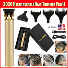 2020-NEW ELECTRIC PRO LI ZERO PITCH T-OUTLINER TRIMMER HAIR CLIPPER KIT US L2712