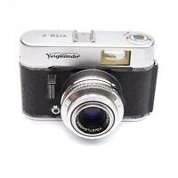 Voigtländer Vito C Camera with Skopar 50mm f/3.5 Lens c. 1960-67