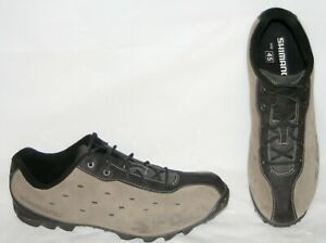 Shimano MT22 MTB SPD Mountain Bike Touring Shoes SH-MT22 45 US Men 10.5 - VGUC