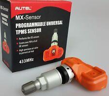 1 Stück RDKS / TPMS 433 MHZ Reifendrucksensor MX Autel mit Metallventil