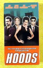 Hoods ~ New Vhs Movie ~ Jennifer Tilly Kevin Pollak Mafia Comedy Sealed Video