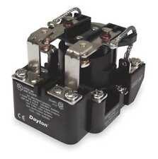 DAYTON 5X847 Open Power Relay,8 Pin,120VAC,DPDT