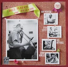 BILL HARRIS CD  AND FRIENDS