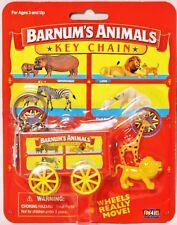 BARNUM'S ANIMALS #1 Basic Fun 4 All Vintage/Nostalgic Miniature Food Keychain