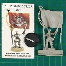 Arcadian Color Sgt. Galaxy's Finest Victoria Miniatures VM0143